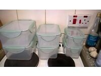large selection of 7 Lunch boxes