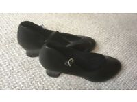 Women's Genuine Leather Character Shoes (DANCE)