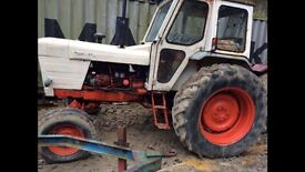 David Brown Tractor 1412Q Turbo charged Q cab
