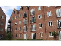 Two bed two bath ground floor flat with allocated parking