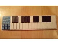 Korg NanoKey USB Slim Keyboard, excellent condition