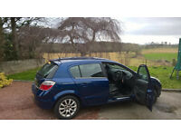 Vauxhall Astra; Low Mileage, New tyres, Mot Oct 2017