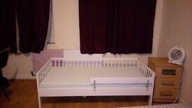Ikea Kids cot with Mattress for sale