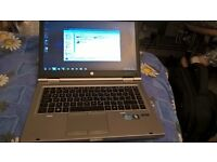 Hp Elitebook 8460p Business Laptop Pc Intel i5 Quadcore/1 Tb Hdd/Wireless/Webcam/Hdmi/Office 2016