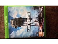 Star Wars Battlefront Xbox One Rarely Used