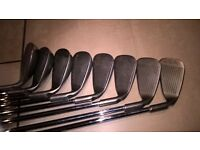 Left Hand Ping G10 Golf Clubs 4 to SW