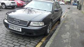 Audi A8 2.8+lpg