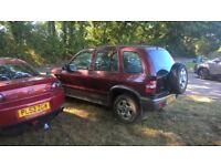 Kia Sportage 1.3 petrol 4x4