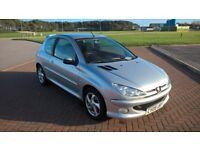 2005 Peugeot 206 2.0 HDI Sport with 12 months MOT