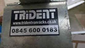 Trident roller roof rack