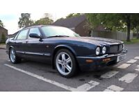 JAGUAR XJR 4.0 SUPERCHARGED. LOW MILEAGE, NEW MOT, XJR REGISTRATION. MODERN CLASSIC!
