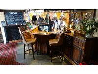 Bar Team for the Duke of York, Romiley - a great character pub