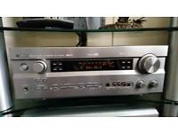 Yamaha home cinema receiver