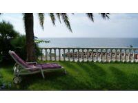Beachfront Detached villa, 5 bed, 3 bath, in Spain, San Juan de los Terreros