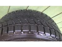 """Brand new """"Winter Lander"""" snow tyres-Never used"""