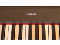 Yamaha Piaggero NP11 Portable keyboard - Used in excellent condition