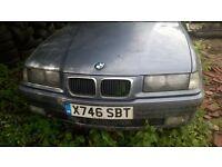 BREAKING!! E36 BMW compact