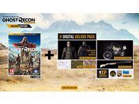 Tom Clancy's Ghost Recon: Wildlands -- Deluxe Edition PC
