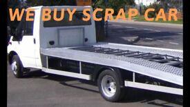 Buy scrap car for cash in Yorkshire