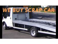 Buy scrap car for cash in Yorkshire