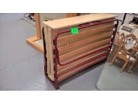 large fold up bed very handy for guests 40 pounds