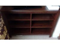 Brusali Ikea Tv Bench Bookcase Brown