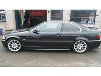 Lowed 328 BMW