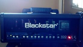 Blackstar Series 1 S1-100 head + switch pedal