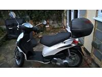 Piaggio Liberty Scooter / Moped 125cc Good Condition