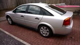 (cheep lpg low mileage) vectra lpg with 11 months mot.