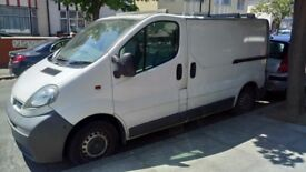 Vauxhall VIVARO 2700 DTI SWB