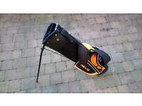 Children Dunlop 2 strap stand golf bag