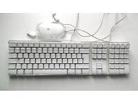 Apple Mac - Keyboard & Mouse (USB, White, Mac, Pro, Apple)