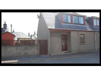 Modern 2 bedroom house for sale in Burghead