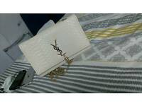 Ysl bag in cream brand new