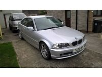 BMW 323Ci 3-series coupe automatic