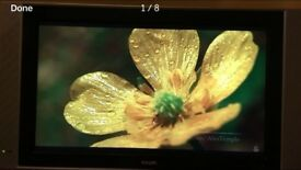 """PHILIPS 32""""widescreen Flat TV - Good condition - for Quick sale"""