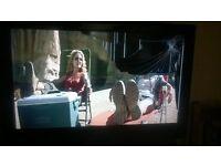 """Samsung 32"""" HD TV - LE32B350F1W - Screen damage"""