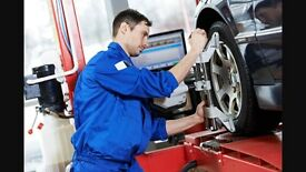 Tyre fitter/ worker wanted