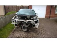 """""""VAUXHALL VECTRA C Breaking for spares. 1.8 exclusive, petrol, 58' plate""""."""