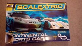 Scaletrix Sports cars edition-Boxed