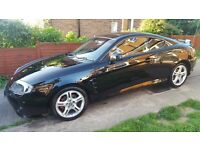 Hyundai coupe 2.0 spares or repair, Cat C, some damage to passenger rear panel and door handle.