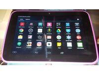 purple hudl tablet (model-HT7p1osp) for sale in liverpool