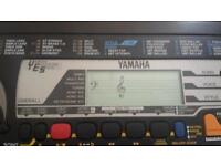 Yamha electric music
