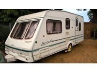 Swift Accord 490/L Touring Caravan