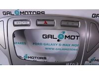 FORD MONDEO MK4 2007-2010 CENTRE CONSOLE RADIO TRIMS HG08