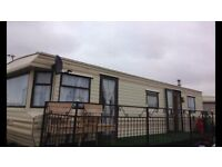 28 AUG TO 1 SEPT BANK HOLIDAY MONDAY 6 BERTH PET FRINDLY CARAVAN ON CORAL BEACH INGOLDMELL