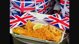 Fish and chip shop fryer wanted, full or part time, well established business