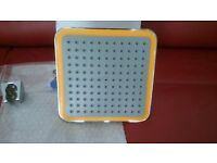 """Shower Head 8"""" square NEW"""