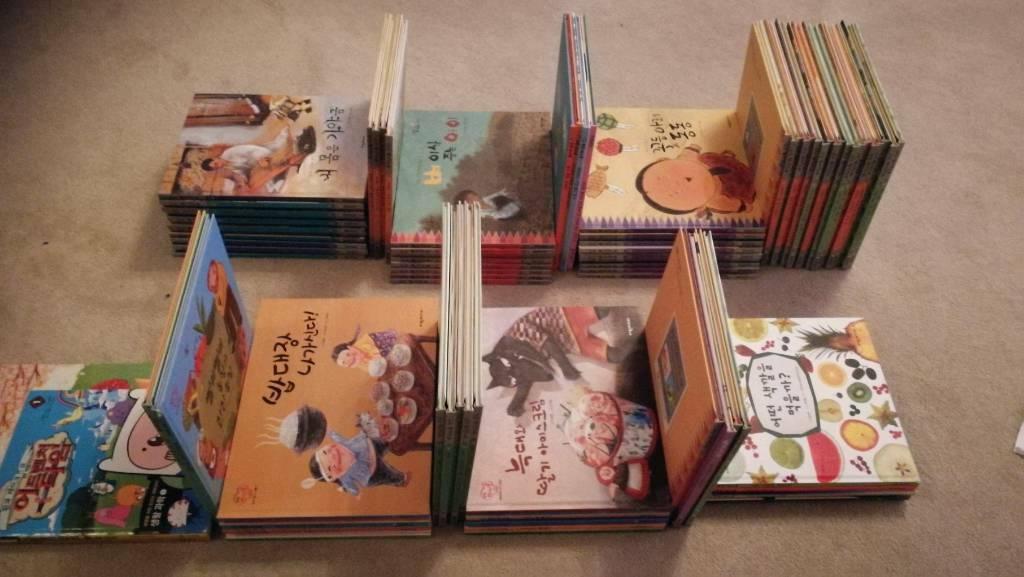 Korean books children's tales | in Moseley, West Midlands | Gumtree